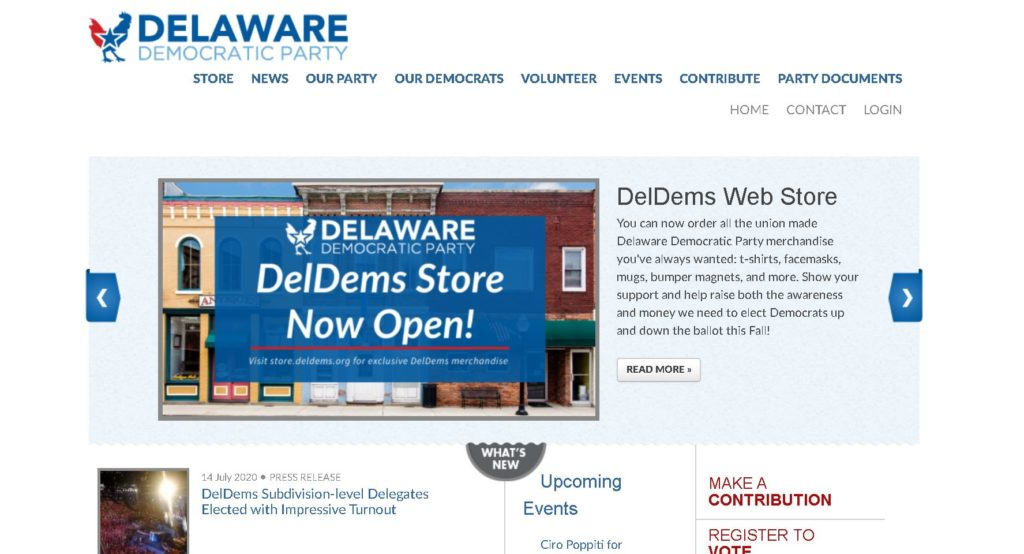 DELDEMS Page
